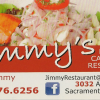 Jimmys - Peruvian Catering and Restaurant